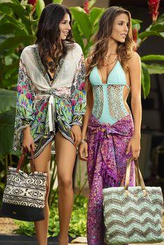 ebc305e7b5 New Bikinis and Swimsuits for 2017 - New Beach Bags | OndadeMar. Swimsuits BikinisSwimwearBeachwearLifestyle ClothingResort WearLuxuryHow ...