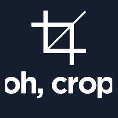 Oh, Crop T-Shirt - $4.99.
