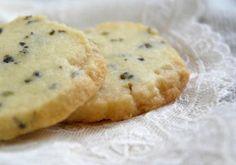 Ponce-tastic lavender shortbread