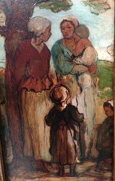H.Daumier