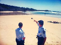 I can certainly vouch for Straddie being an awesome, unique, beautiful and on occasion challenging place to work. Community orientated styles of policing with a touch or two of the contrary being a tourist mecca, make this one of the best places to work in Australia.