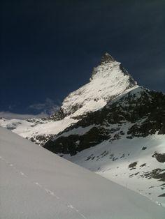 Matterhorn/ monte Cervino Mount Everest, Mountains, Nature, Travel, Naturaleza, Viajes, Destinations, Traveling, Trips