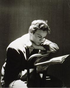 "Cecil Beaton Marlon Brando, New York City 1947 ""The principal benefit acting has…"