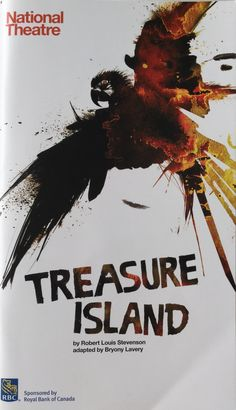 Treasure Island by Robert Louis Stevenson, Olivier Theatre. With Patsy Ferran. Dec 2014.