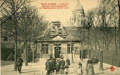 Montmartre Paris, Paris France, Place Saint Pierre, Wonders Of The World, Painting, Illustrations, Old Paris, Beautiful Creatures, Paisajes