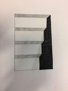 Roman Shades, Illusions, 3 D, Curtains, Home Decor, Room Decor, Optical Illusions, Draping, Home Interior Design