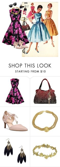 """My Vintage Wear In 1960s"" by jeanstapley ❤ liked on Polyvore featuring Franco Sarto, Chanel, Tiffany & Co., ZeroUV and vintage"