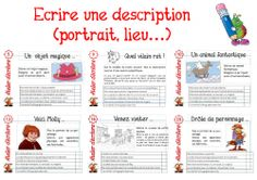 mini writing projects - 35 in total. Teaching French, French Classroom, French Immersion, French Lessons, Learn French, French Language, Writing Activities, Best Teacher, Learning