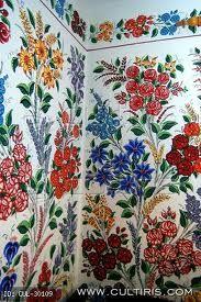 """Képtalálat a következőre: """"kalocsai pingálás"""" Hungarian Embroidery, Shower, Rugs, Folklore, Hungary, Gypsy, Prints, Bohemian, Studio"""
