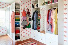 Clare Vivier Closet Makeover California Closets Design