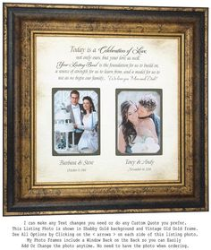 Check out Wedding Gift for Parents, Parents Wedding Gift, Parents of the Bride Gift, Parents of the Groom Gift, on photoframeoriginals Thank You Gift For Parents, Wedding Thank You Gifts, Wedding Gifts For Parents, Mother Of The Groom Gifts, Wedding Gifts For Groom, Mother In Law Gifts, Father Of The Bride, Personalized Wedding Gifts, Bride Gifts