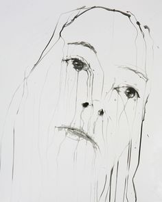 silver drips on timothy pakron Human Condition, Art Lessons, Photo Art, Watercolor, Black And White, Drawings, Artwork, Silver, Freedom
