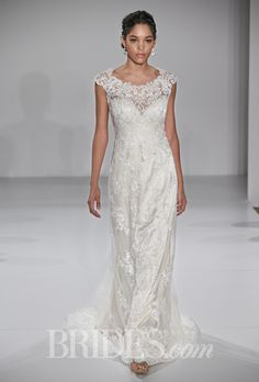 Brides.com: Maggie Sottero - Fall 2014. Wedding dress by Maggie Sottero