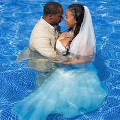 Underwater wedding EEEEEEP