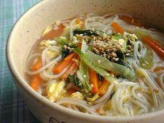 野菜がたっぷり食べられる✿中華にゅうめんの画像