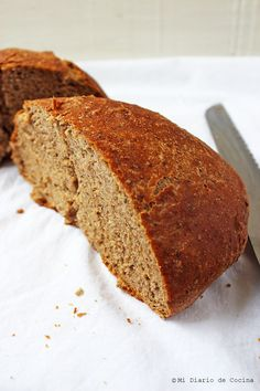 Pan integral Sin Gluten, Banana Bread, Desserts, Food, Breads, 3, Brazil, Healthy Bread Recipes, Recipes With Wholemeal Flour