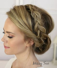 oh my word! if you need amazing hair or makeup tips just look at missy sue' blog for awhile!!!!