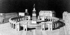 Albert Speer - 1 by Iroquos on DeviantArt Fascist Architecture, German Architecture, Islamic Architecture, Classical Architecture, Architecture Design, Welthauptstadt Germania, Architecture Blueprints, Warhammer Terrain, Germany And Italy