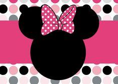 Invitaciones de cumpleaños de Minnie