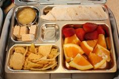 Made Your Lunch: Daily journal of creative lunch ideas for your kids.