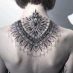 70 Tatuagens de Mandala Criativas (só as mais lindas!)