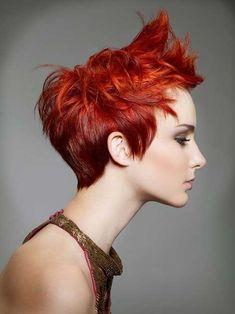 Best Textured Pixie Hair