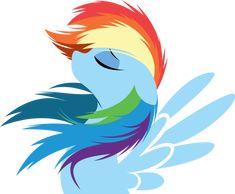 Rainbow Dash by Rariedash #mlp #rainbowdash #fanart