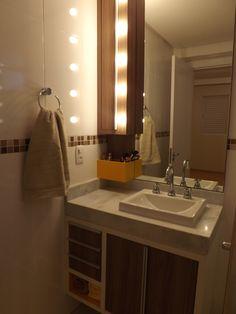Banheiro - Bathroom - Yellow