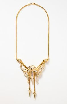Artisian Necklace by Noir Jewelry on Gilt.com