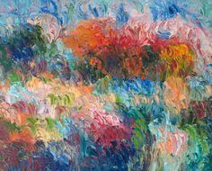 "Saatchi Art Artist: Vladimir Kryloff; Oil 2013 Painting ""Color Study #230"""