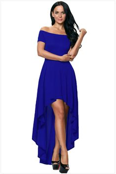New Brassing Collar Short Sleeve Short Short Back Long Strapless Night Club  Dress Dinner Dress 9586975a3893
