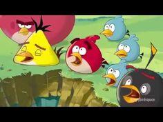 Злые птички Смешные мультики 2013 Angry Birds