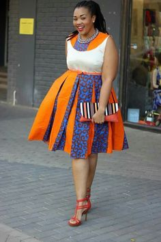 Most trendy ankara fashion styles