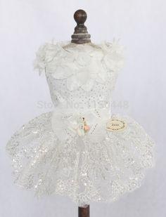 Online Get Cheap White Dog Dress -Aliexpress.com | Alibaba Group