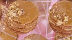 Learn how to bake Richard's miniature coffee and walnut cakes recipe from the Cakes episode of The Great British Baking Show airing on PBS Food.