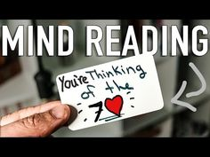 TOP 5 MIND READING Magic Trick Pranks YOU CAN DO! - YouTube