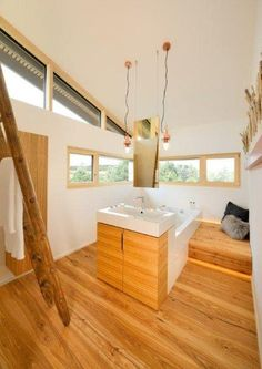 7 besten Parkett im Bad Bilder auf Pinterest | Bath room, Boden und ...