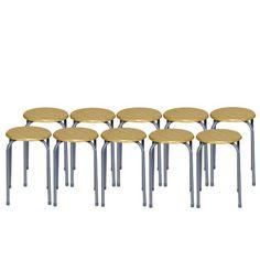 Furinno Gaya Stackable Chair & Reviews | Wayfair Supply