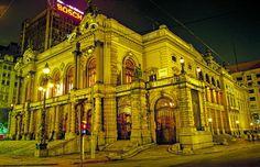 São Paulo - Teatro Municipal