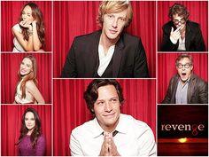 Revenge Cast