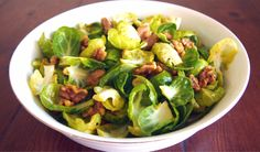 PALEO BALSAMIC BRUSSEL SPROUTS WITH WALNUTS. Wanna give this recipe a shot? - https://paleoaholic.com/paleo/paleo-balsamic-brussel-sprouts-with-walnuts/