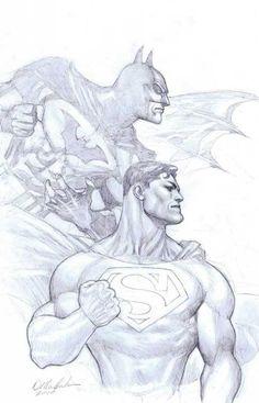 Superman and Batmanby Doug Mahnke