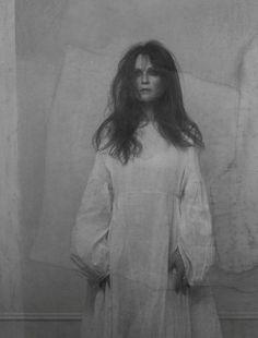 Julianne Moore by Helena Christensen