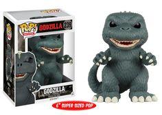 Godzilla POP! Movies Vinyl Figur Godzilla 15 cm  **** GODZILLA *** - Hadesflamme - Merchandise - Onlineshop für alles was das (Fan) Herz begehrt!
