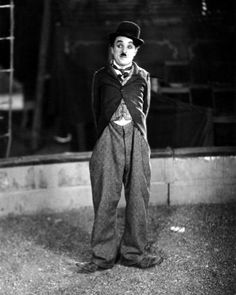 Film Silent Actor CHARLIE CHAPLIN 'The Tramp' Glossy 8x10 Photo Print Poster