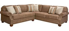 Heuer Sectional Sofa by Broyhill Furniture