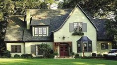 cottage living images | Greywell Cottage - Frusterio & Associates | Southern Living House ...