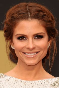Maria Menounos at the 2014 Academy Awards: http://beautyeditor.ca/2014/03/02/academy-awards-2014/
