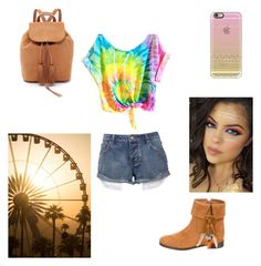 """""""Carnival"""" by amilagarcia12 on Polyvore featuring Aquazzura and Casetify"""