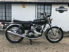Norton Commando MK2 850 Unfinished project Barn find Restoration Ride or Restore | eBay